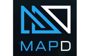 Using Python for data visualization with MapD Core