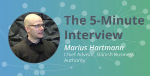 Predicting Fraud: 5-Minute Interview with Marius Hartmann