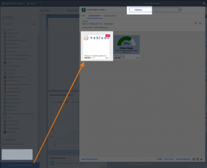 NEW! The easiest way to embed Tableau into Salesforce