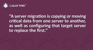 A Complete Guide to Server Migration