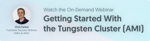 Watch The Tutorial: Getting Started With The Tungsten Cluster (AMI) For MySQL HA, DR & Geo-Clustering