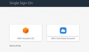 Enabling SAML 2.0 federation with AWS SSO and AWS GovCloud (US)