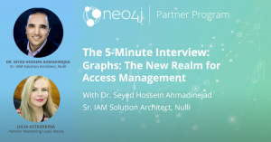 Identity and Access Management: 5-Minute Interview with Seyed Hossein Ahmadinejad