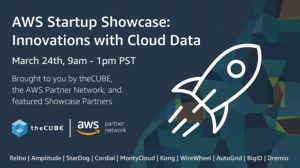 AWS Startup Showcase Highlights the Culture of Innovation that Helps Startups Succeed