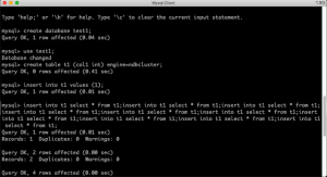 Table partitioning in MySQL NDB Cluster and what's new (Part III)