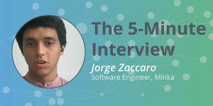Graphs for Real-Time Transaction Processing: The 5-Minute Interview with Jorge Zaccaro