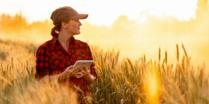 Open data on AWS supports sustainable agricultural practices and crop optimization