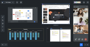 Creating a Complete Collaboration Solution with Amazon Chime SDK and Bluescape