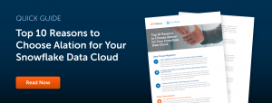 Top 10 Reasons for Alation with Snowflake – Accelerate Migration to the Data Cloud