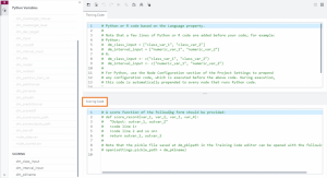 Build and deploy a machine learning pipeline using SAS and Python