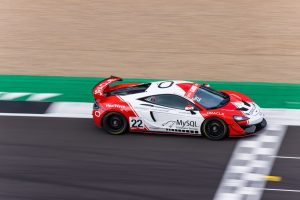 Oracle MySQL Scores Big Race Victory at Silverstone