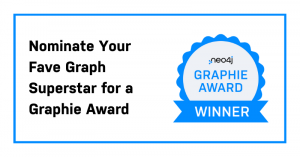Nominate Your Fave Graph Superstar for a Graphie Award