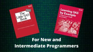 Top Books for SAS Programmers