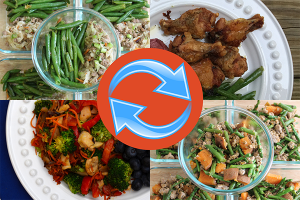 Too busy to cook? Set up a dinner swap!